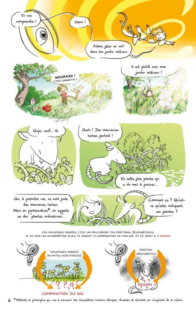Bande dessinée issue du livre de Michel Odoul